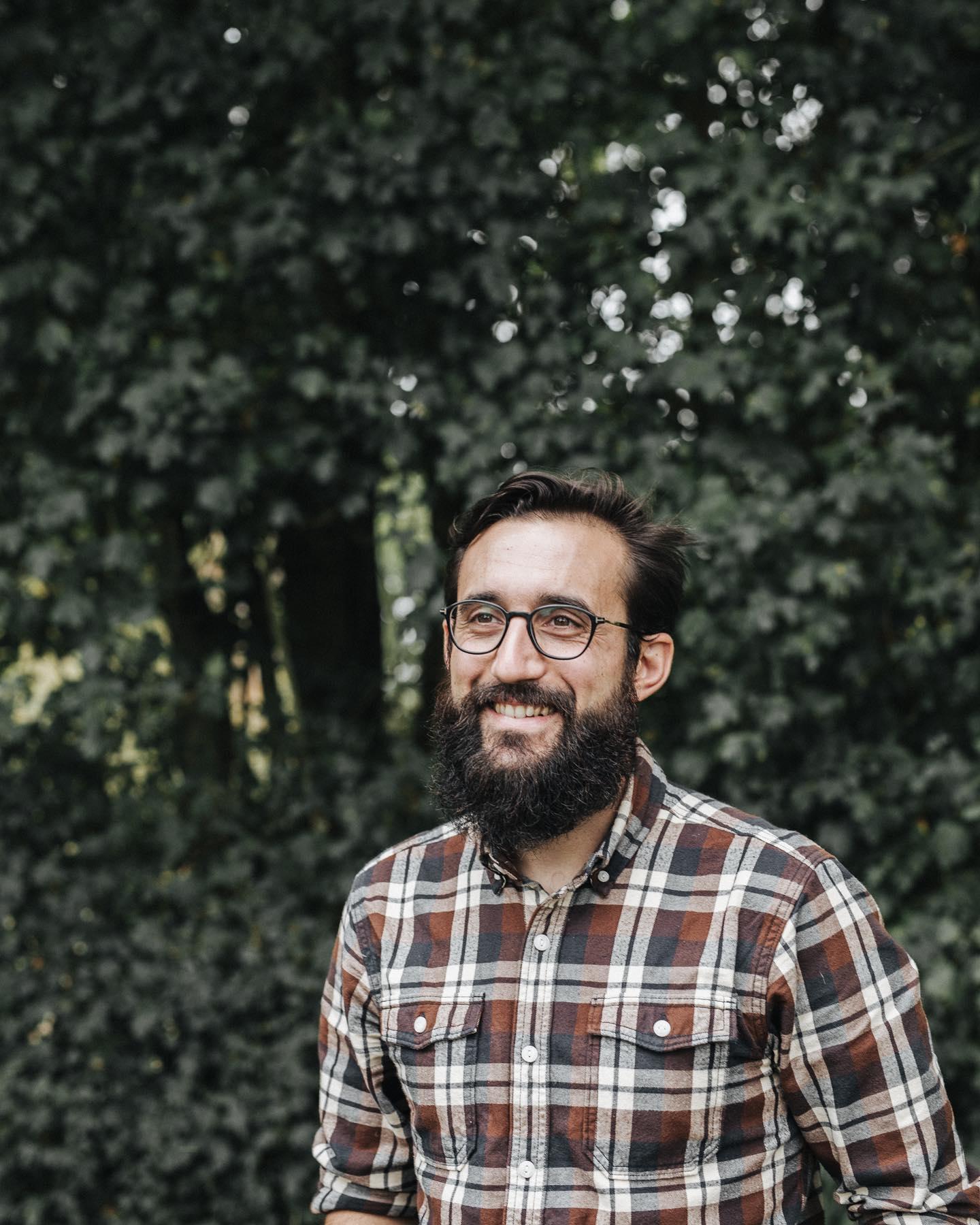 Alexis, consultant santé et fondateur de COOK N'RUN