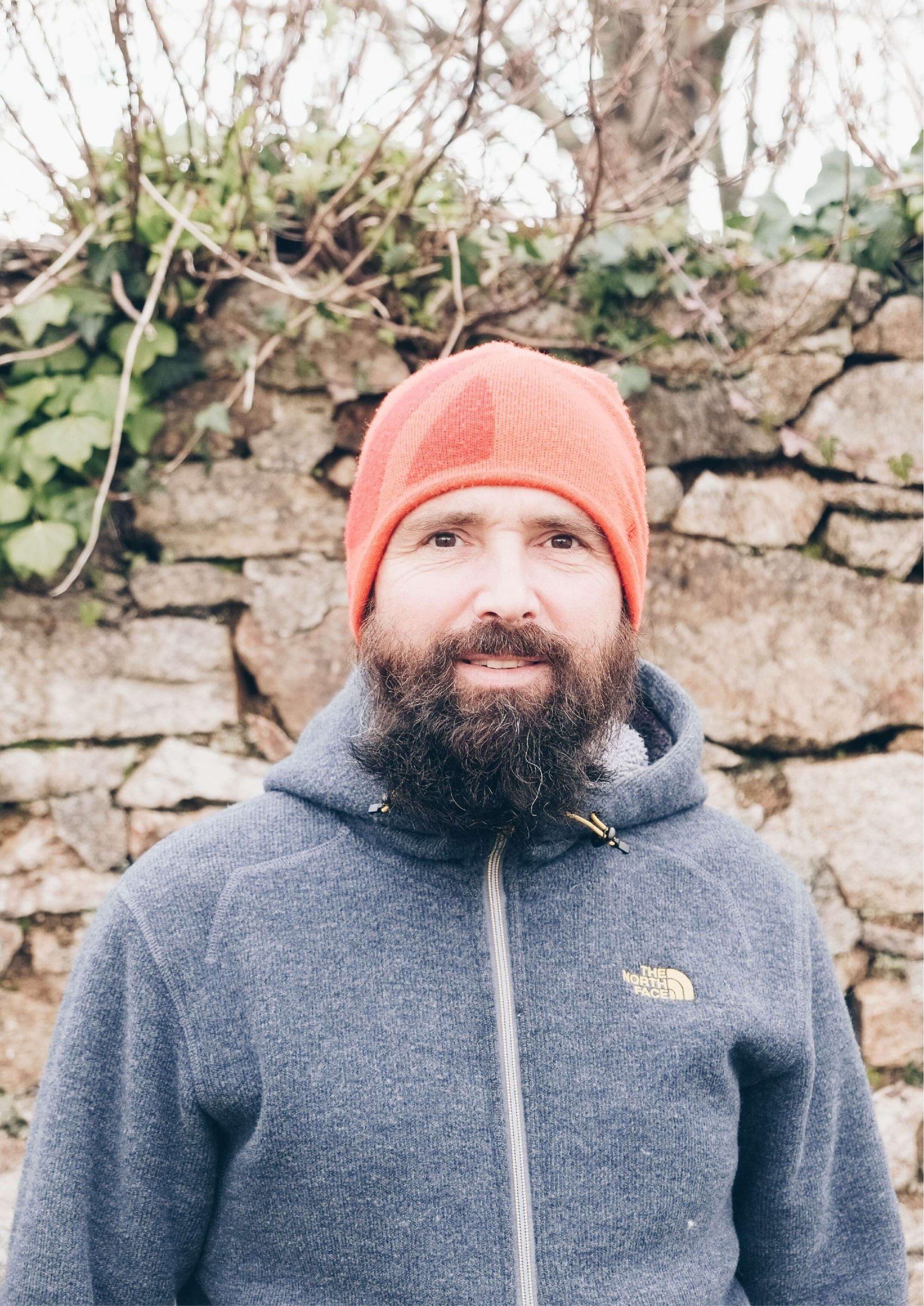 Sébastien, directeur de l'école Diwan de Pont-Croix